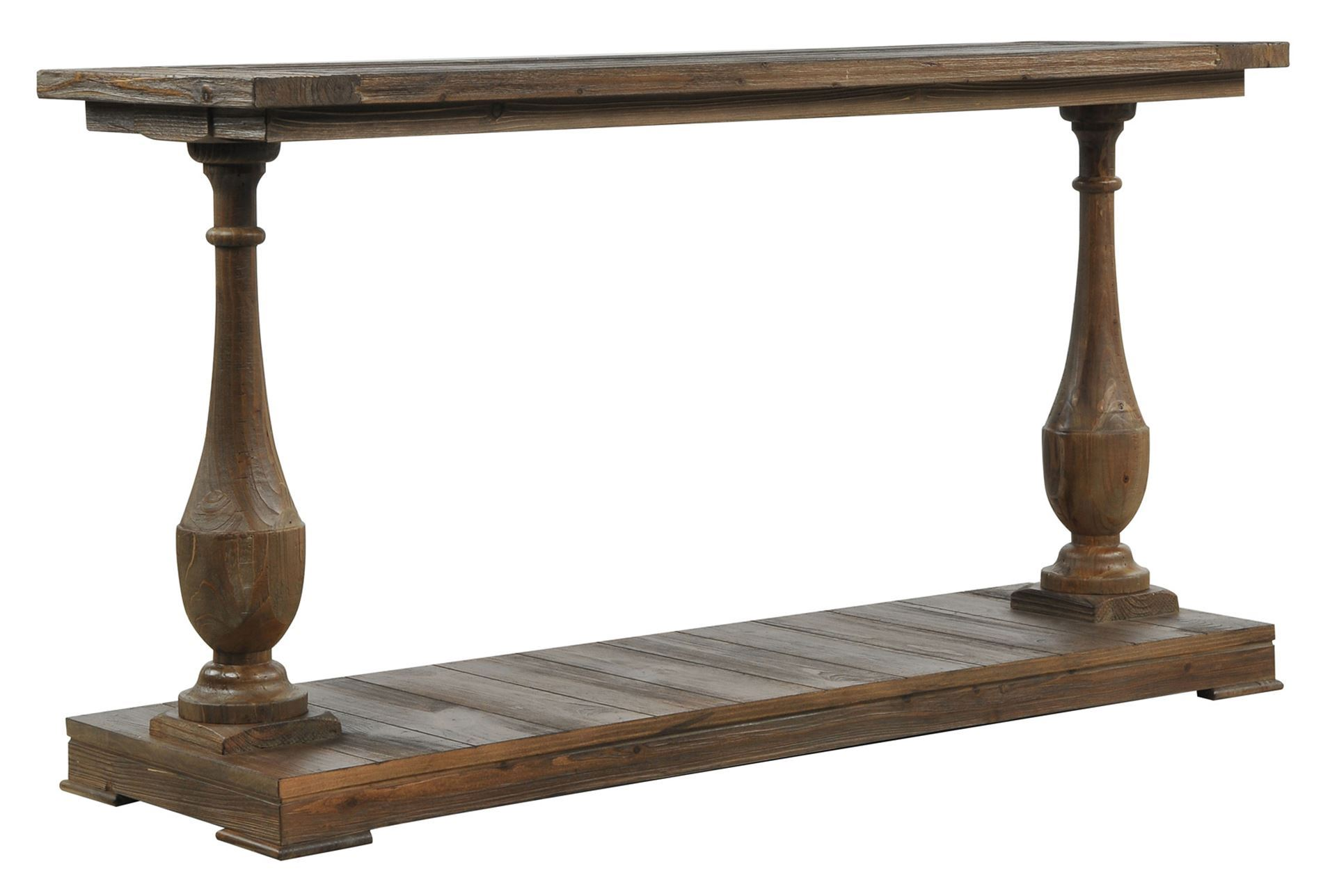 Harrison console table living spaces for Living spaces sofa table
