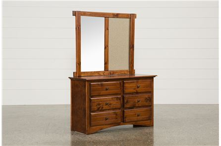 Sedona Dresser/Mirror - Main