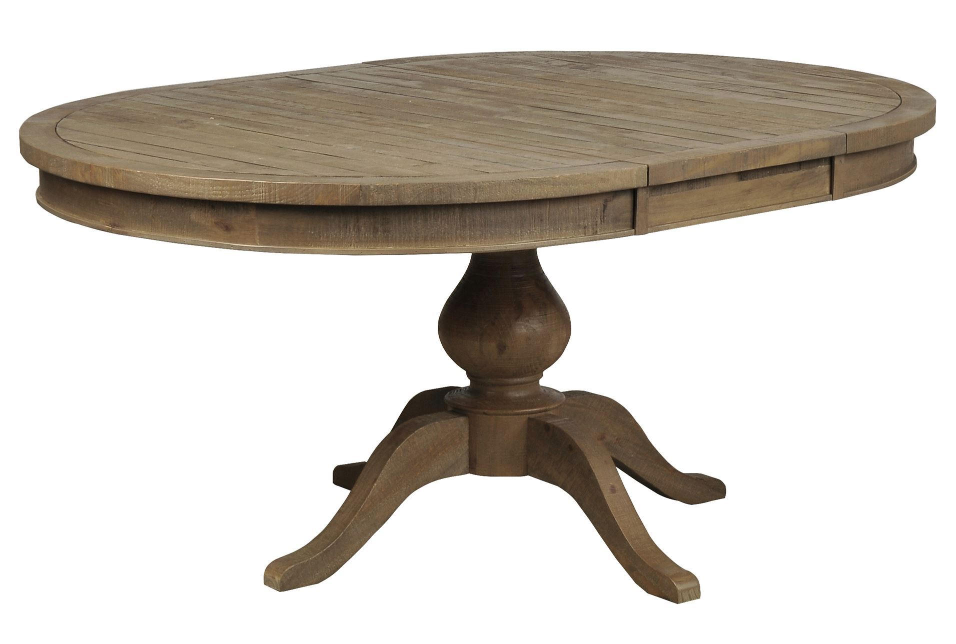 Beckett Round Dining Table Living Spaces
