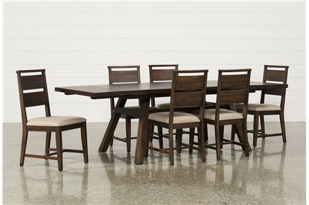 Blake II 7 Piece Rectangle Dining Set - Main