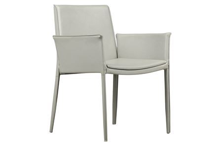 Carino Grey Side Chair - Main