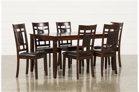 Janelle 7 Piece Dining Set - Main