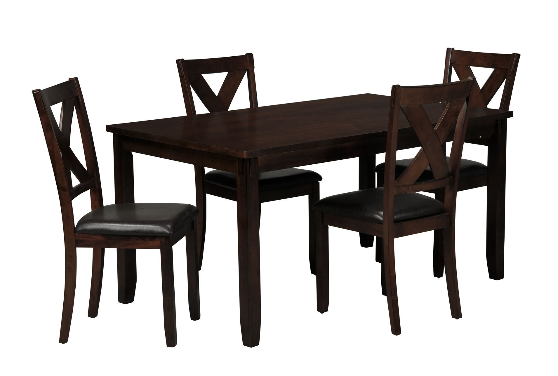 living spaces dining table set dakota 5 dining table w