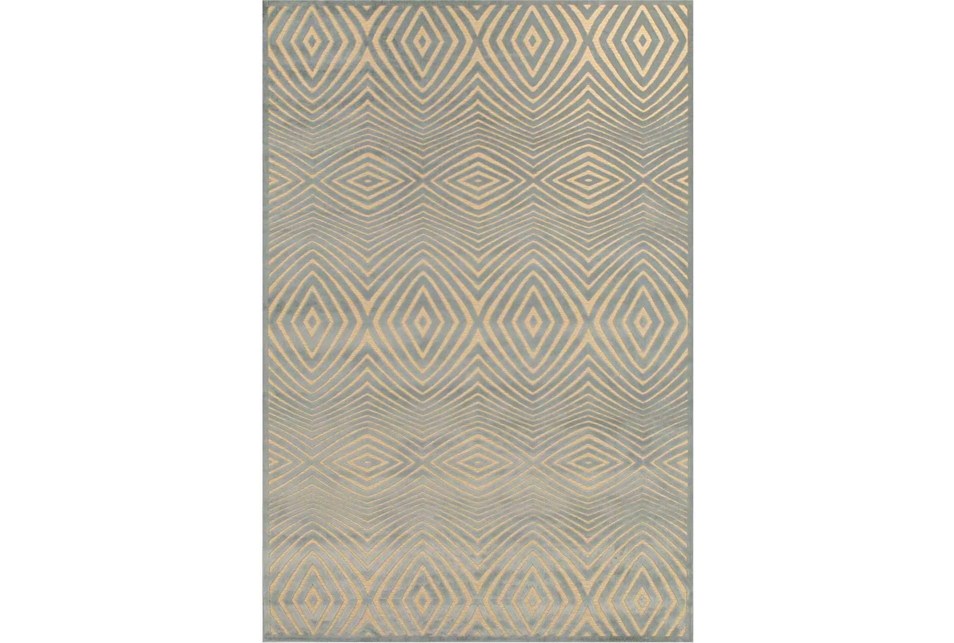 63x90 rug haiden silver living spaces for Living spaces rugs