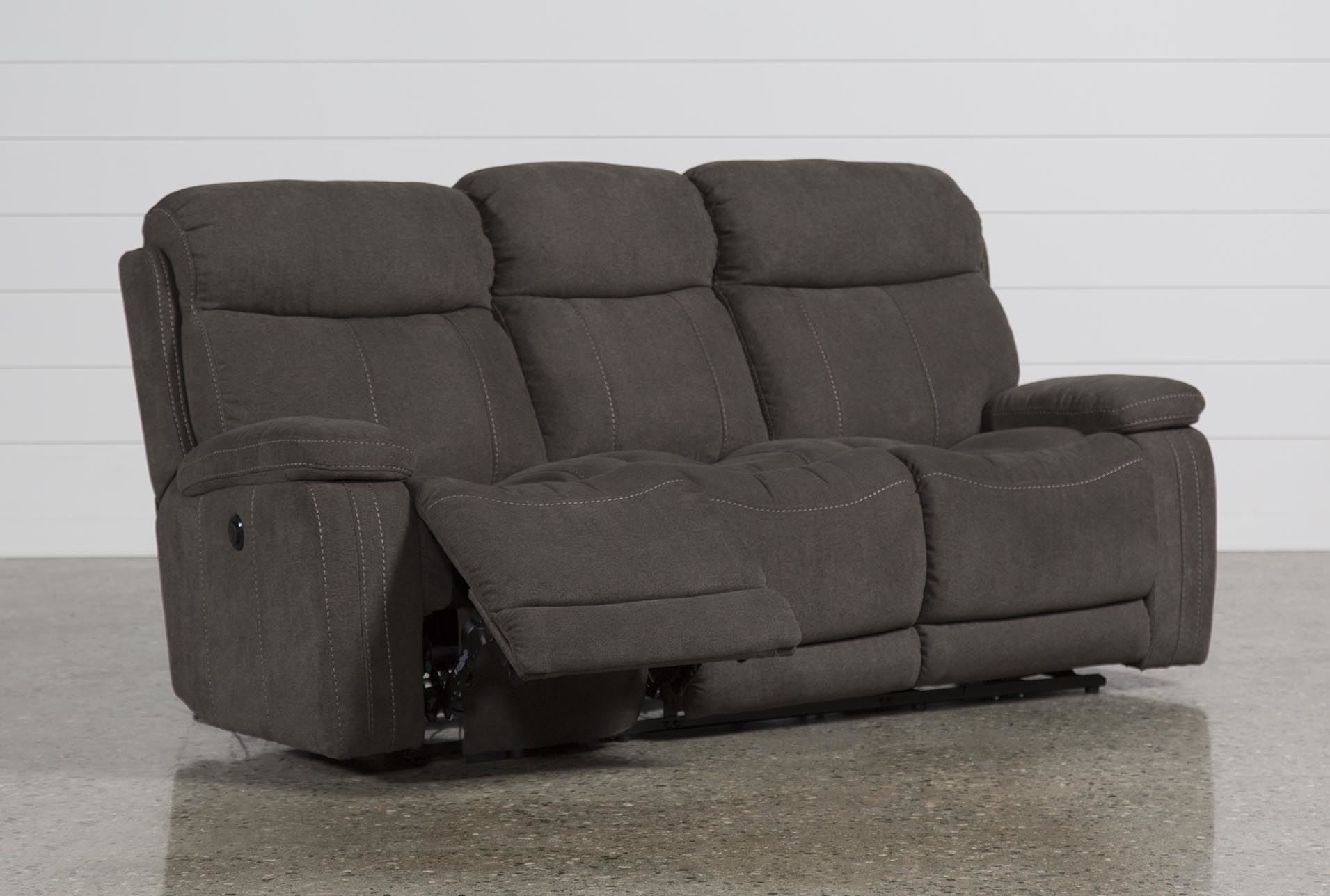 Colt Power Reclining Sofa Living Spaces