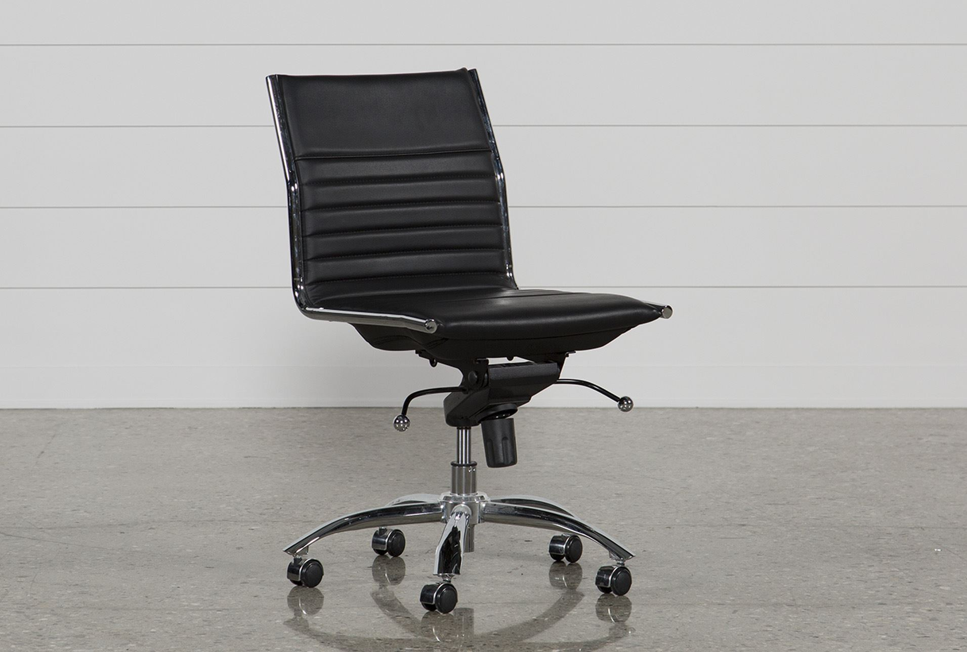 fraser black office chair signature black office chair