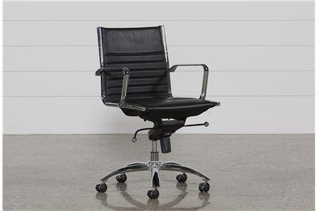 Morgan Black Office Chair - Main