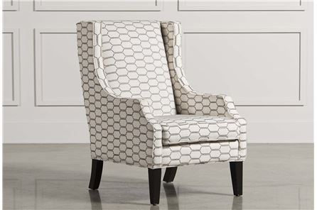 Lewis Zinc Wing Chair - Main