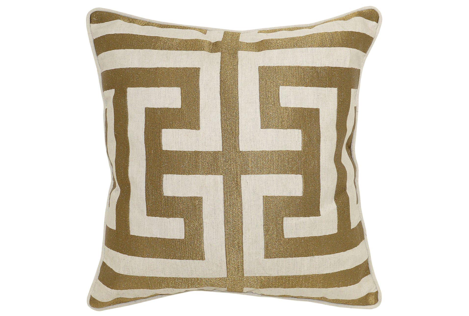 Decorative Pillows Living Spaces : Accent Pillow-Estate Bronze 22X22 - Living Spaces