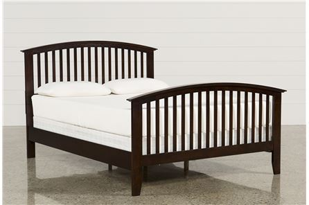Lawson II Full Panel Bed - Main