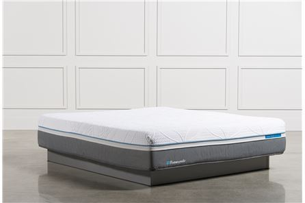 Silver California King Mattress - Main