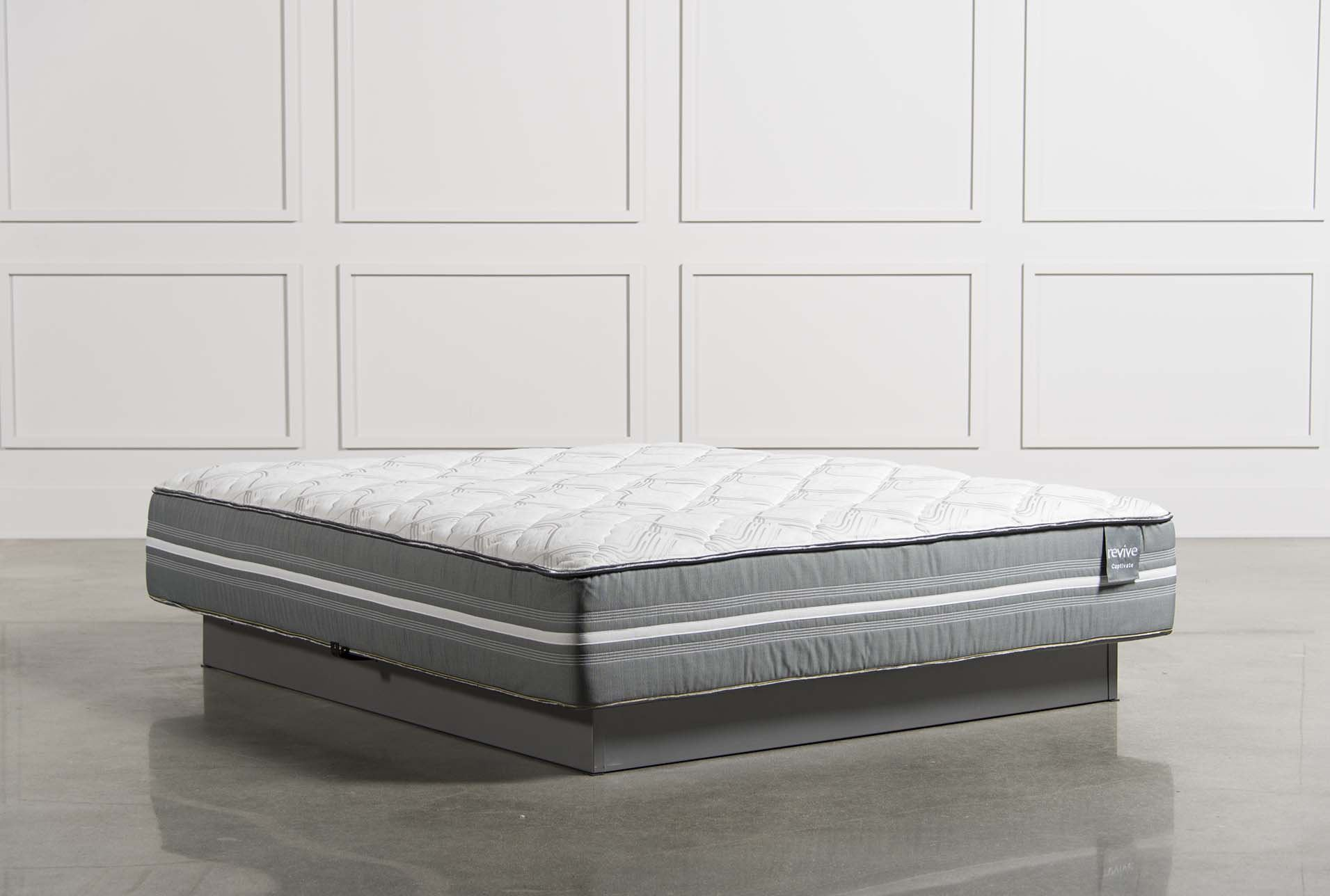 Captivate Eastern King Mattress Living Spaces