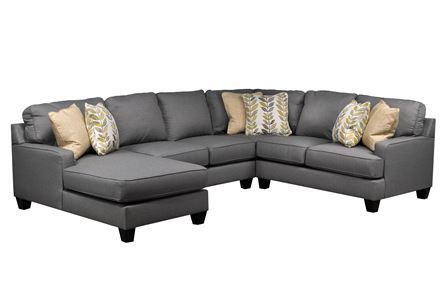 Shop Sectional Sofas Leather Sectionals Living Spaces