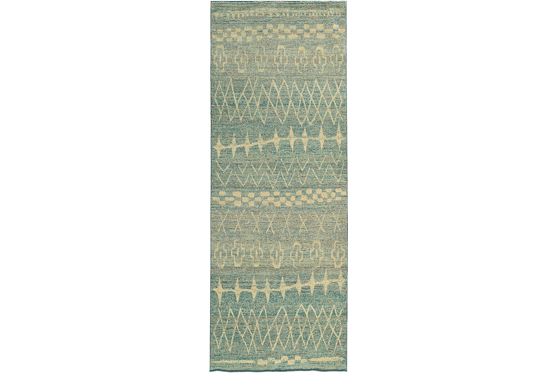 31x120 rug matla seaglass living spaces for Living spaces rugs