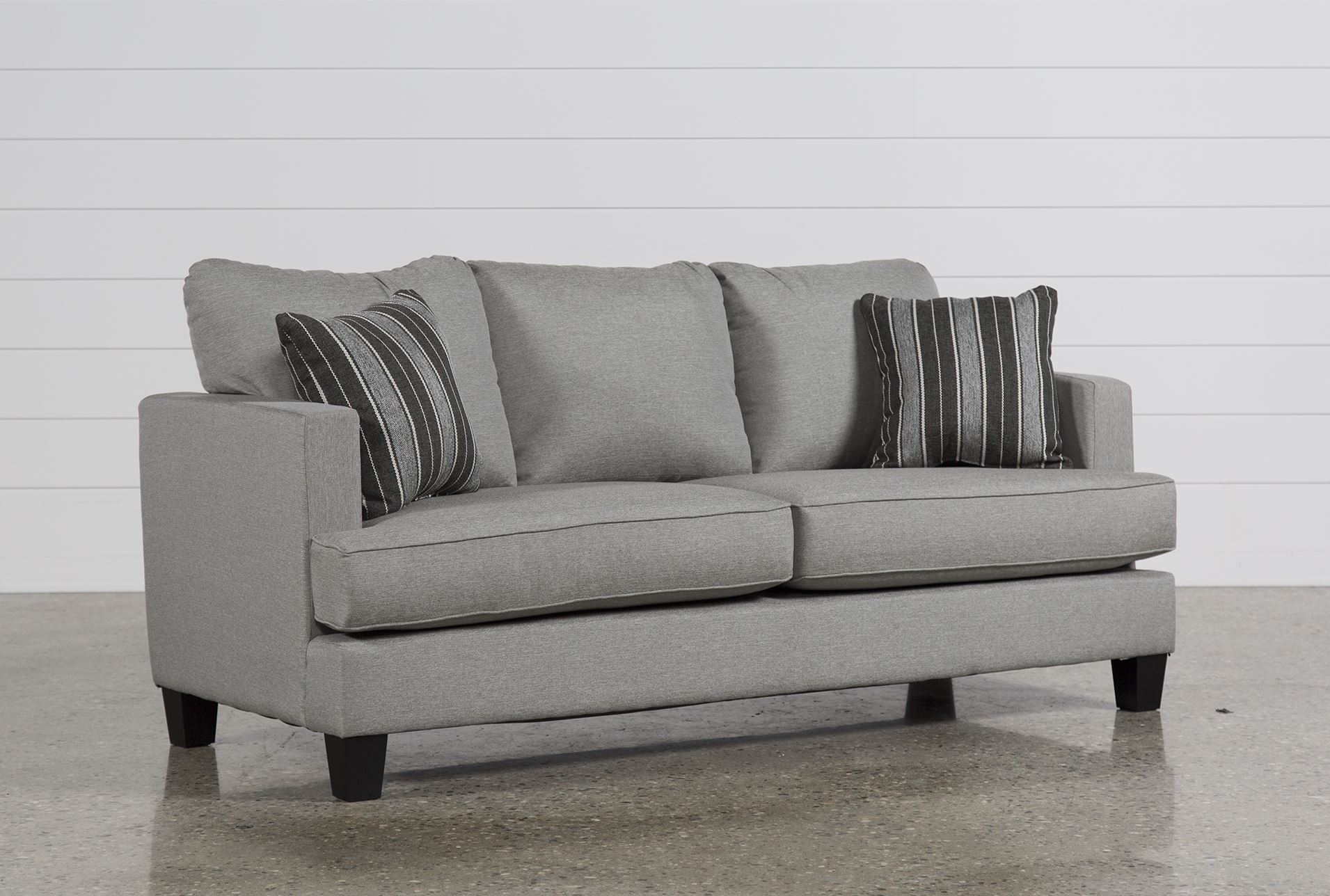 Grace sofa living spaces for Fabric couches for sale