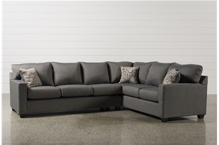 shop sectional sofas leather sectionals living spaces. Black Bedroom Furniture Sets. Home Design Ideas