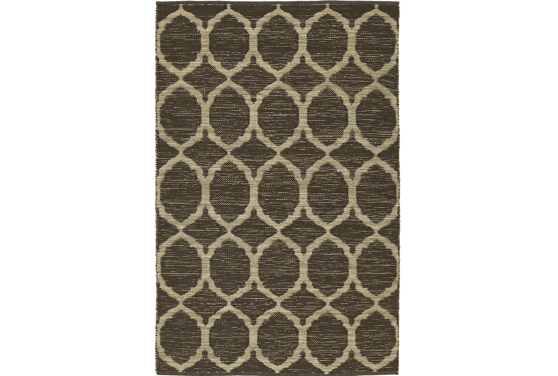 96x120 rug solstice jute chocolate living spaces for Living spaces rugs