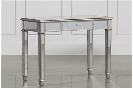 Hayworth Mirrored Vanity Desk