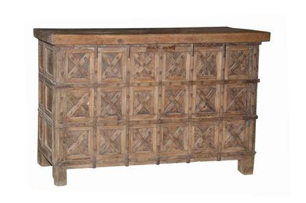 Otb Samir Carved Box - Main