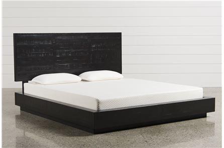 Isaac California King Platform Bed - Main