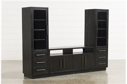 Isaac 3 Piece 54 Inch Entertainment Set - Main