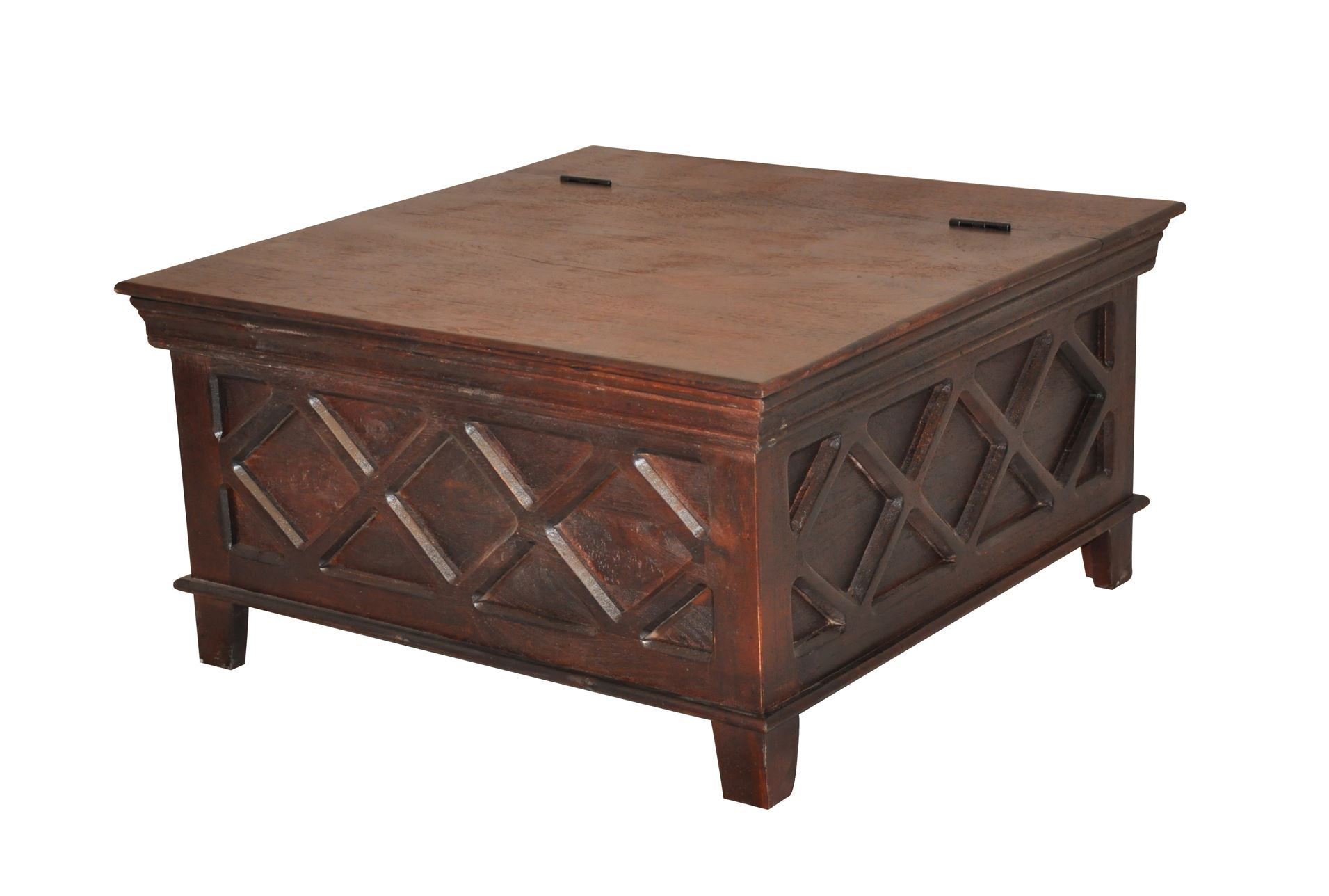 Otb Chester Square Coffee Table Living Spaces