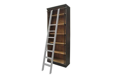 Otb Reese 102 Inch Bookcase - Main
