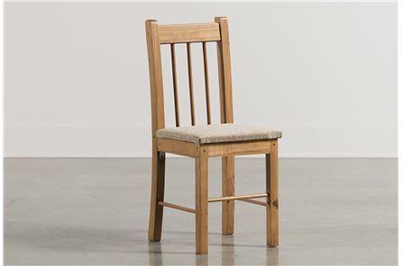 Summit Caramel Desk Chair - Main