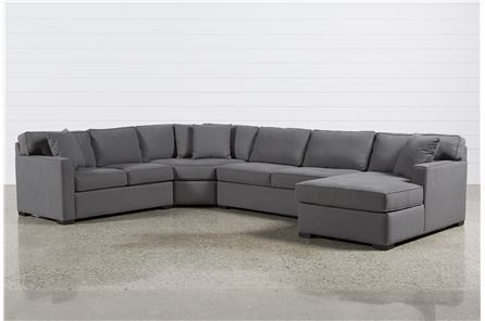 Alder 4 Piece Sectional - Main
