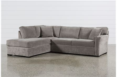 Aspen 2 Piece Sectional W/Sleeper - Main