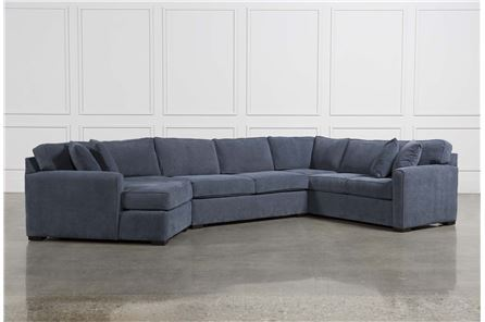 Cypress 3 Piece Sectional - Main