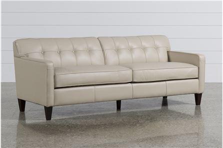 Madison Milky Sofa - Main