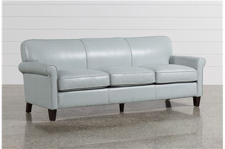 Phoebe Blue Sofa - Main