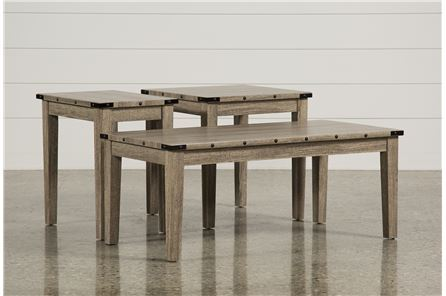 Garza 3 In 1 Pack Tables - Main