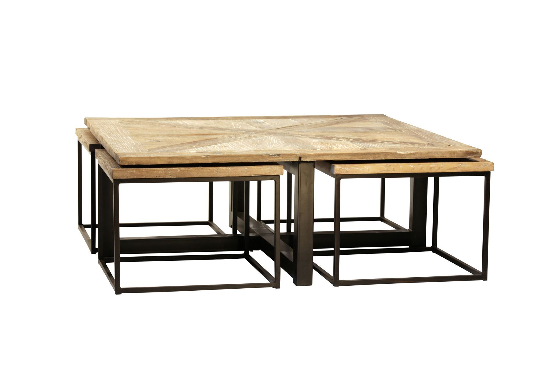 Otb Wolcott 5 Piece Nesting Coffee Table Living Spaces