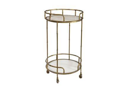 Otb Celine Round Bar Cart - Main
