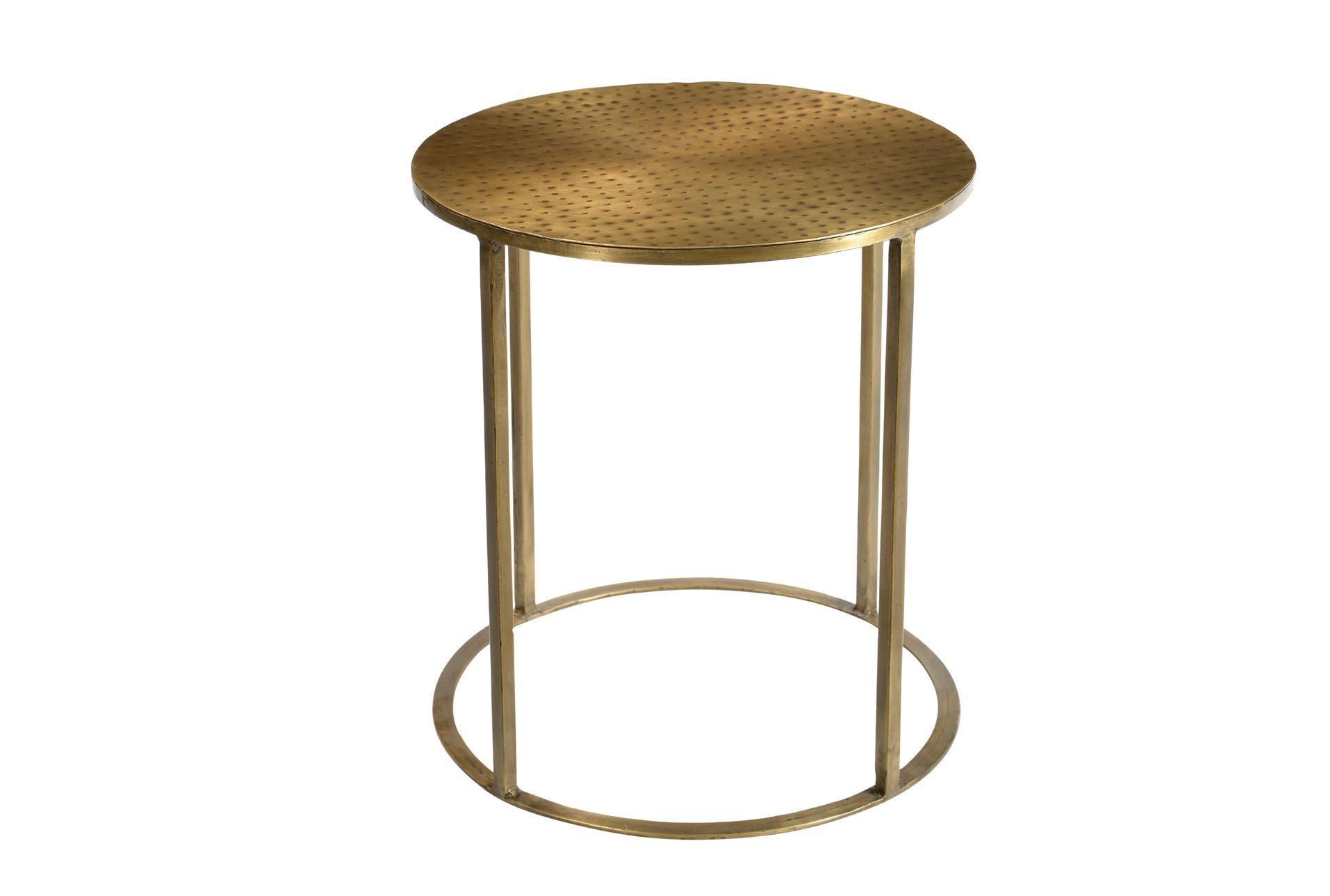 Otb Nikolai Round Side Table