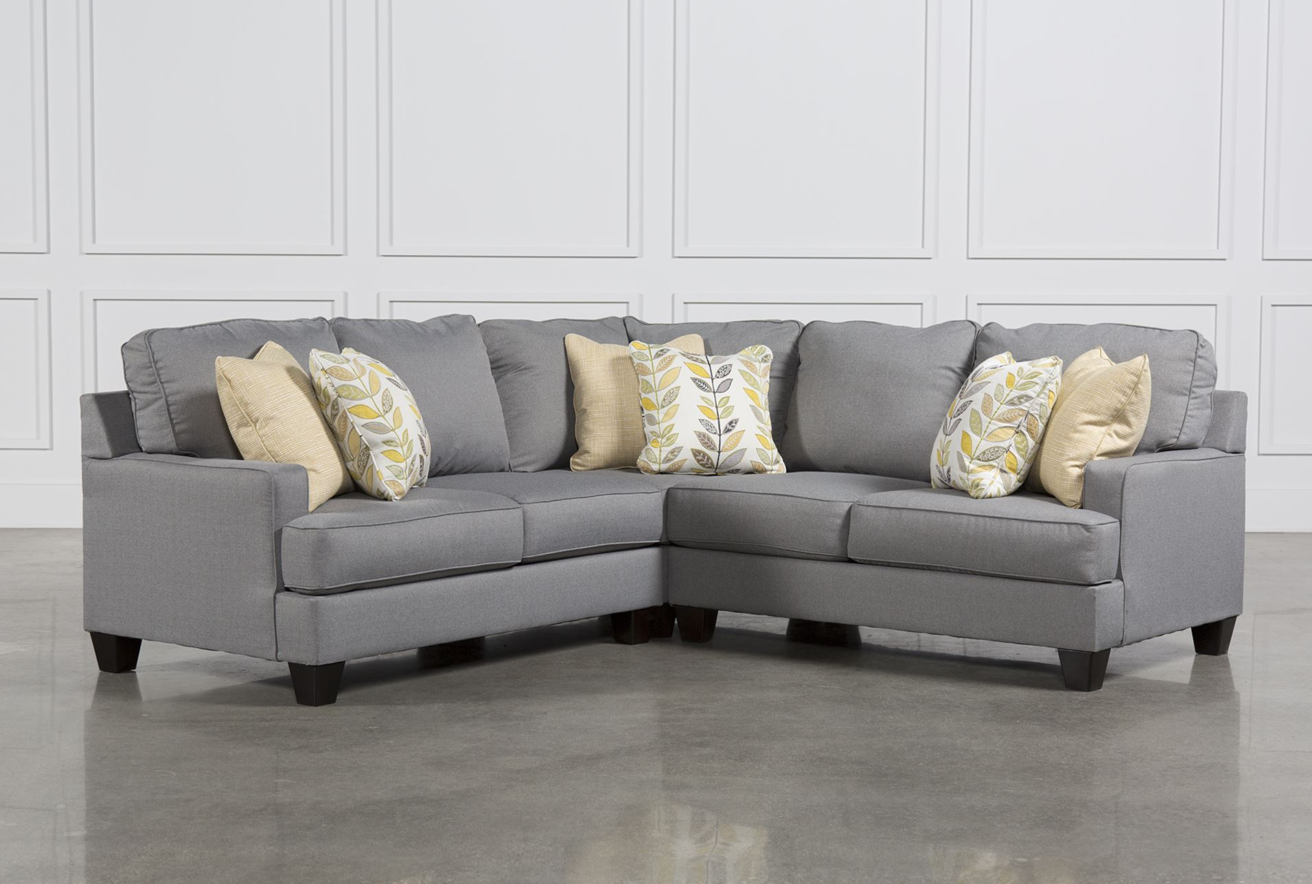 Chamberly 3 Piece Sectional - Signature
