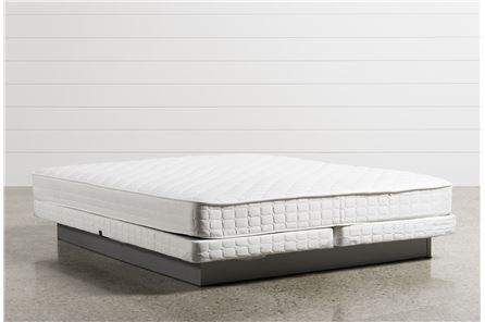 Cape Town Eastern King Mattress W/Low Profile Foundation - Main