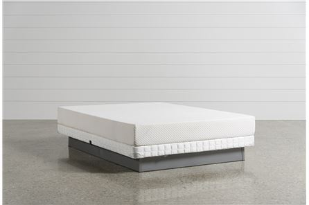 Eden Queen Mattress W/Low Profile Foundation - Main
