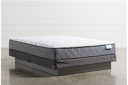 Conway Homestead Queen Mattress W/Low Profile Foundation - Main