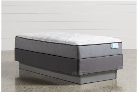 Conway Homestead Twin Mattress W/Foundation - Main