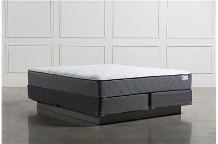 West Highland Eastern King Mattress W/Foundation - Main