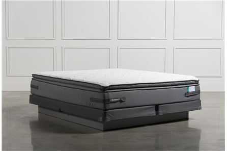 West Highland Eastern King Mattress W/Low Profile Foundation - Main
