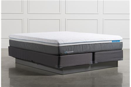 Cobalt Eastern King Mattress W/Foundation - Main