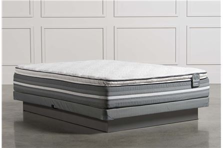 Balance Full Mattress W/Low Profile Foundation - Main