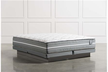Captivate Eastern King Mattress W/Low Profile Foundation - Main