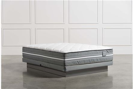 Captivate Full Mattress W/Low Profile Foundation - Main