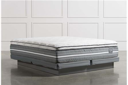 Repose eastern king mattress living spaces for Living spaces mattress reviews