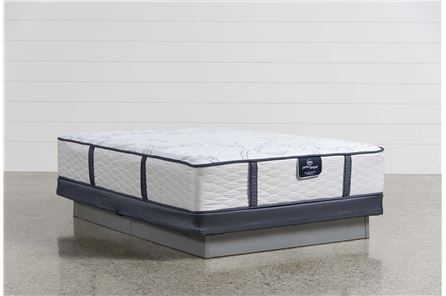 Newcastle Firm Queen Mattress W/Low Profile Foundation - Main